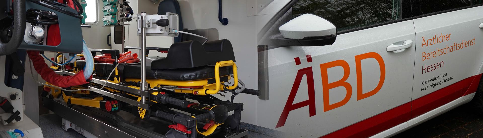 Kunden der APV-Zertifizierungs GmbH: Rettungsdienst und ärztlicher Bereitschaftsdienst