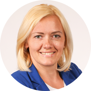 Irina Blank, Mitarbeiterin der APV-Zertifizierungs GmbH, Seminare, Kundenmanagement, UVSV, Auftrags- und Sachbearbeitung